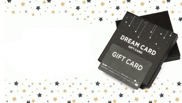 DREAM CARD בשווי ₪100